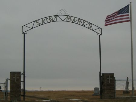 ST. MARY'S CATHOLIC -AKA NIELAND, CEMETERY - Clayton County, Iowa | CEMETERY ST. MARY'S CATHOLIC -AKA NIELAND
