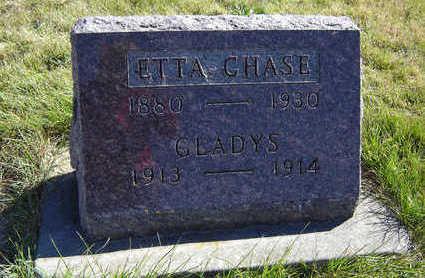 CHASE, GLADYS - Clayton County, Iowa | GLADYS CHASE