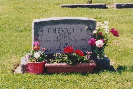 GORANSON CHEVALIER, HATTIE BEATTA - Clayton County, Iowa | HATTIE BEATTA GORANSON CHEVALIER
