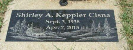 KEPPLER CISNA, SHIRLEY A - Clayton County, Iowa   SHIRLEY A KEPPLER CISNA