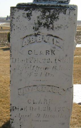 CLARK, ABBY C. - Clayton County, Iowa | ABBY C. CLARK