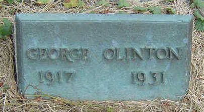 CLINTON, GEORGE - Clayton County, Iowa | GEORGE CLINTON