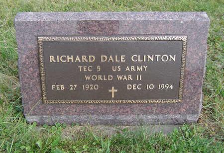 CLINTON, RICHARD DALE - Clayton County, Iowa | RICHARD DALE CLINTON