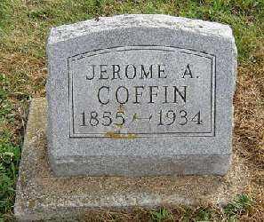 COFFIN, JEROME A. - Clayton County, Iowa | JEROME A. COFFIN
