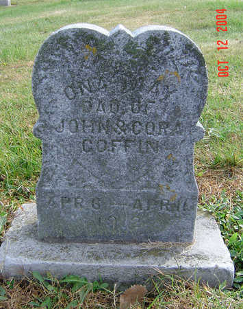 COFFIN, ONA MAY - Clayton County, Iowa | ONA MAY COFFIN