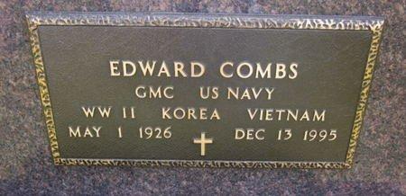 COMBS, EDWARD - Clayton County, Iowa | EDWARD COMBS