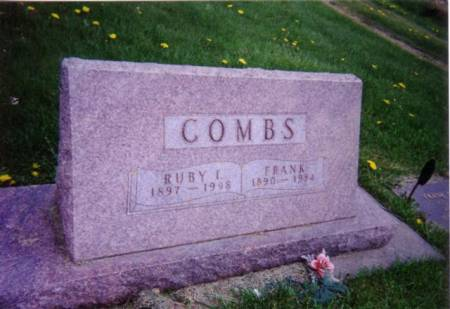 COMBS, FRANK - Clayton County, Iowa | FRANK COMBS