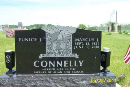 CONNELLY, MARCUS J. - Clayton County, Iowa   MARCUS J. CONNELLY