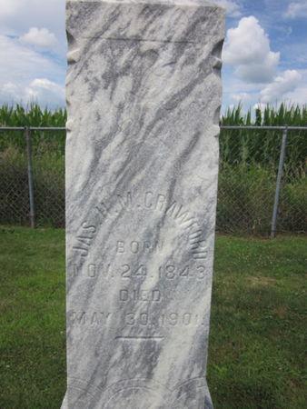 CRAWFORD, JAMES H. M. - Clayton County, Iowa | JAMES H. M. CRAWFORD