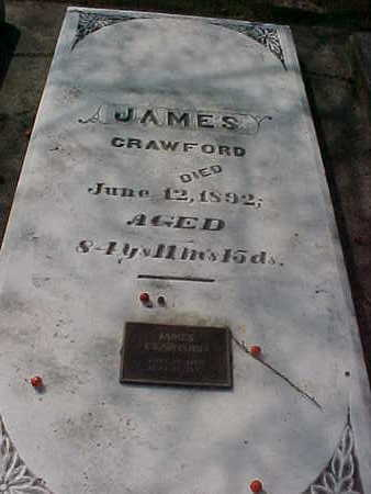 CRAWFORD, JAMES - Clayton County, Iowa | JAMES CRAWFORD
