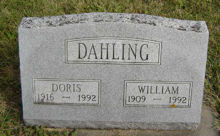 DAHLING, WILLIAM - Clayton County, Iowa | WILLIAM DAHLING