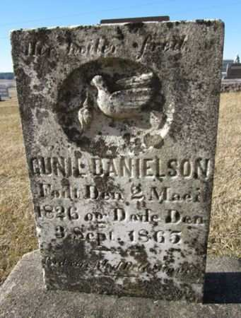 DANIELSON, GUNIL - Clayton County, Iowa   GUNIL DANIELSON