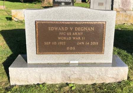 DEGNAN, EDWARD V. (MILITARY) - Clayton County, Iowa | EDWARD V. (MILITARY) DEGNAN