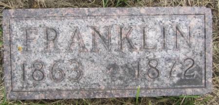 DENNING, FRANKLIN - Clayton County, Iowa   FRANKLIN DENNING