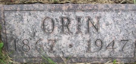 DENNING, ORIN - Clayton County, Iowa   ORIN DENNING