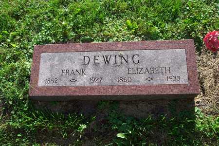 DEWING, FRANK - Clayton County, Iowa   FRANK DEWING