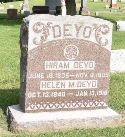 DEYO, HIRAM - Clayton County, Iowa | HIRAM DEYO