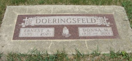 DOERINGSFELD, DONNA M - Clayton County, Iowa | DONNA M DOERINGSFELD