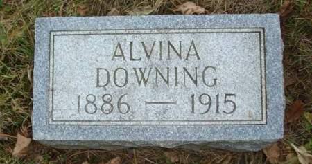 DOWNING, ALVINA - Clayton County, Iowa | ALVINA DOWNING