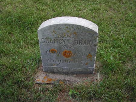 DRAKE, CHANCY - Clayton County, Iowa | CHANCY DRAKE