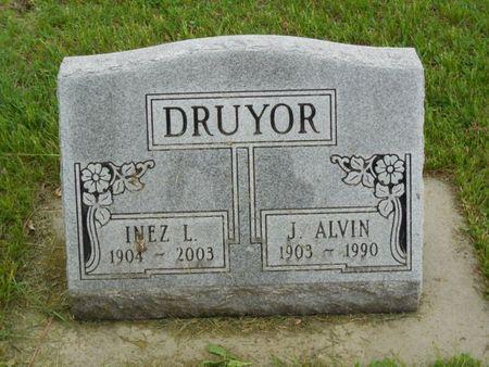 DRUYOR, INEZ L. - Clayton County, Iowa | INEZ L. DRUYOR