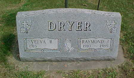 DRYER, RAYMOND - Clayton County, Iowa | RAYMOND DRYER