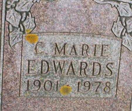 BOOTS EDWARDS, CAROL MARIE - Clayton County, Iowa   CAROL MARIE BOOTS EDWARDS