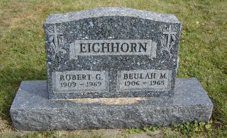 EICHHORN, BEULAH M. - Clayton County, Iowa | BEULAH M. EICHHORN
