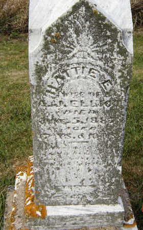 ELLIOT, HATTIE E. - Clayton County, Iowa   HATTIE E. ELLIOT