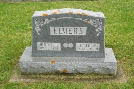 ELVERS, MARIE L. - Clayton County, Iowa | MARIE L. ELVERS
