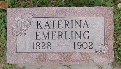 EMERLING, KATERINA - Clayton County, Iowa | KATERINA EMERLING