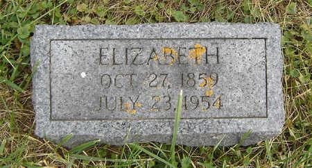 ENDERES, ELIZABETH - Clayton County, Iowa | ELIZABETH ENDERES