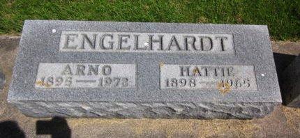 ENGELHARDT, ARNO - Clayton County, Iowa | ARNO ENGELHARDT
