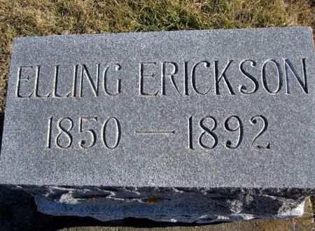 ERICKSON, ELLING - Clayton County, Iowa | ELLING ERICKSON