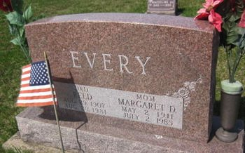 EVERY, REED - Clayton County, Iowa | REED EVERY