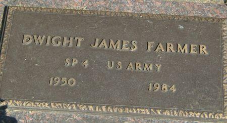 FARMER, DWIGHT JAMES - Clayton County, Iowa | DWIGHT JAMES FARMER