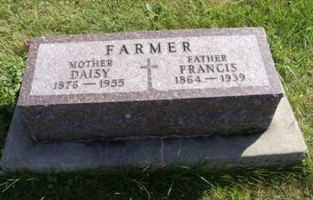 CARPENTER FARMER, DAISY - Clayton County, Iowa   DAISY CARPENTER FARMER