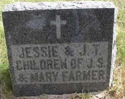 FARMER, JESSIE - Clayton County, Iowa | JESSIE FARMER