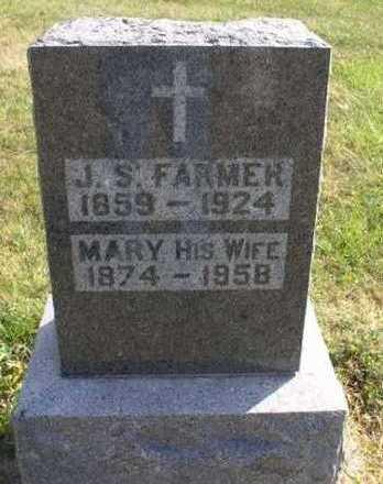 FARMER, J.S. - Clayton County, Iowa | J.S. FARMER
