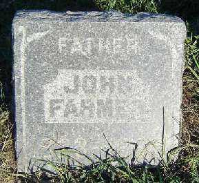 FARMER, JOHN - Clayton County, Iowa | JOHN FARMER