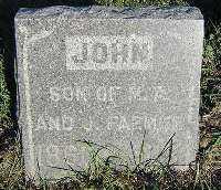 FARMER, JOHN - Clayton County, Iowa   JOHN FARMER
