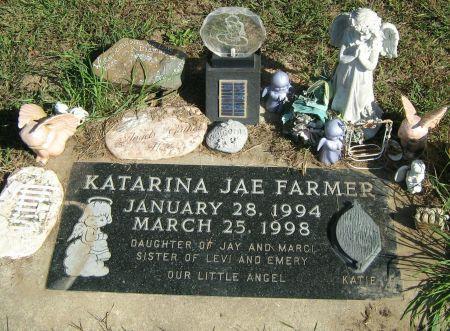 FARMER, KATARINA JAE - Clayton County, Iowa   KATARINA JAE FARMER