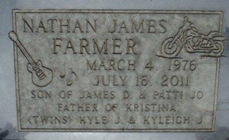 FARMER, NATHAN JAMES - Clayton County, Iowa | NATHAN JAMES FARMER