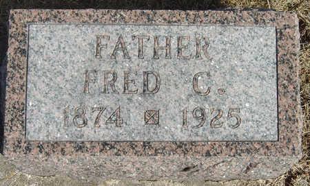 FASCHER, FRED C. - Clayton County, Iowa | FRED C. FASCHER