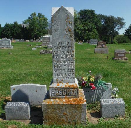FASCHER, OTTO - Clayton County, Iowa | OTTO FASCHER