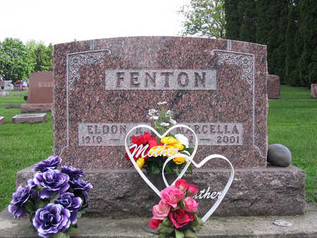 FENTON, MARCELLA ALICE - Clayton County, Iowa | MARCELLA ALICE FENTON