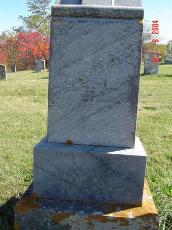 FLEMING, JAMES ULYSSES - Clayton County, Iowa | JAMES ULYSSES FLEMING