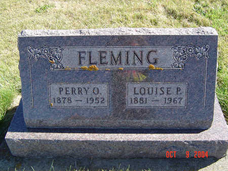FLEMING, PERRY O. - Clayton County, Iowa | PERRY O. FLEMING