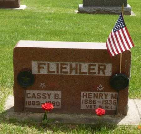 FLIEHLER, CASSY BELLE - Clayton County, Iowa | CASSY BELLE FLIEHLER