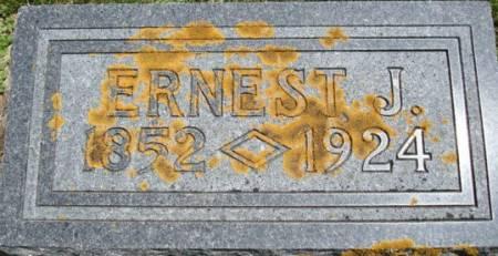 FOSTER, ERNEST J. - Clayton County, Iowa | ERNEST J. FOSTER